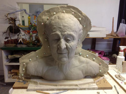 Bust Statue Mould