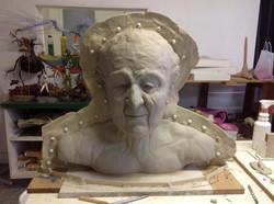Bust Statue Mould