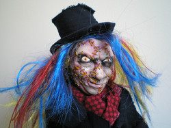 Doll for Independent Horror Film