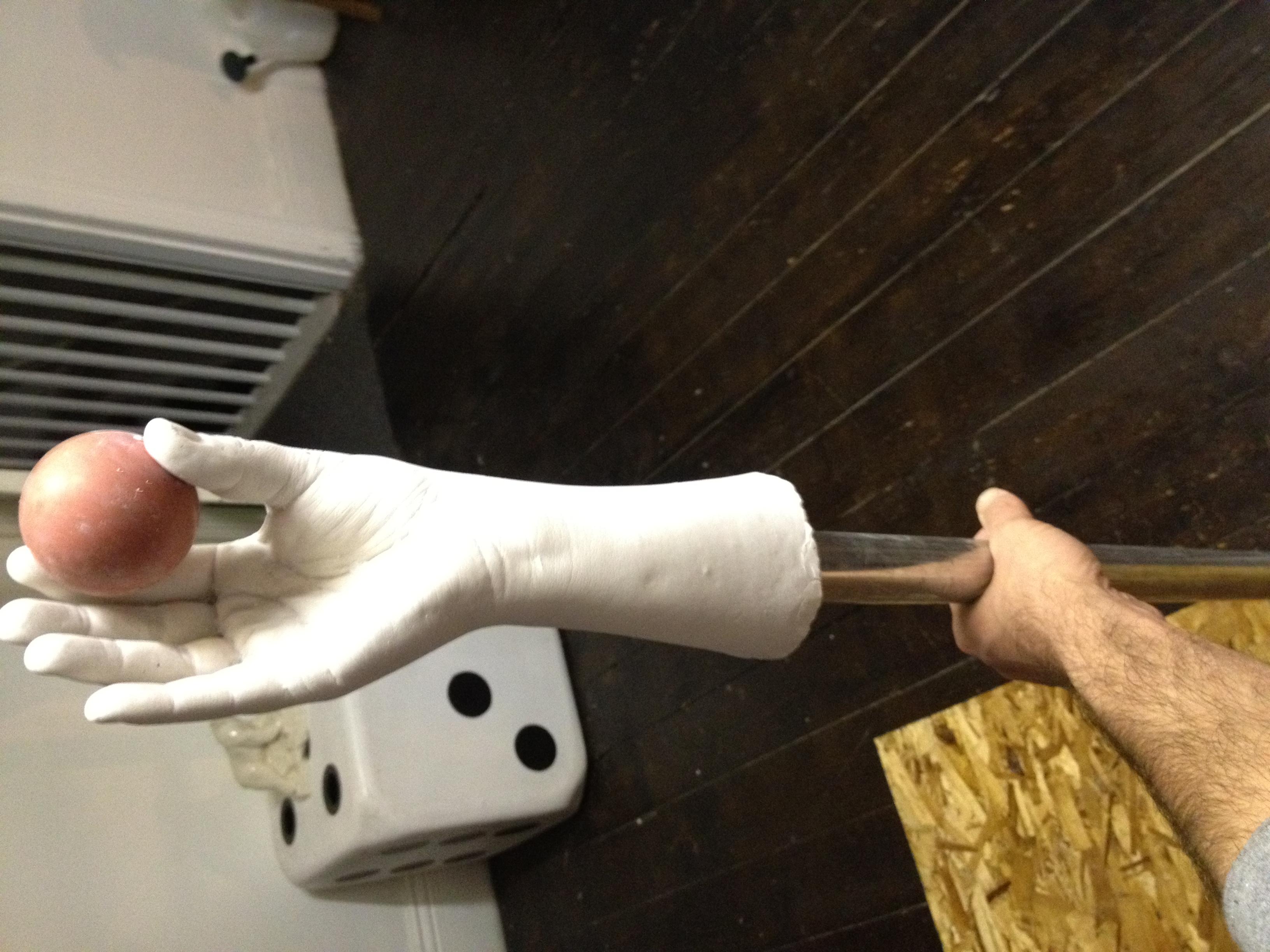 Hand Cast