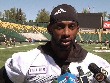 CFL STAR  RECEIVER KENNY STAFFORD RELEASE, BC LIONS A GOOD FIT ?