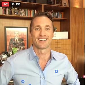 CEO & Co Founder of Billion Dollar Health Company Ryan Blair