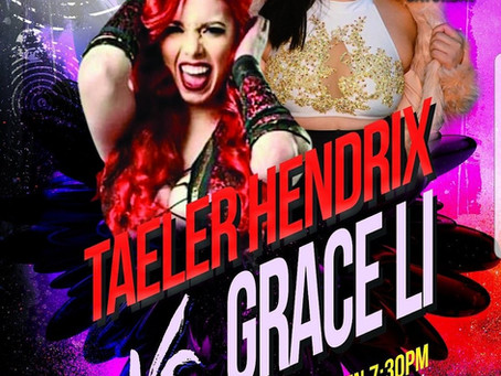April 18 2020 - Taeler Hendrix