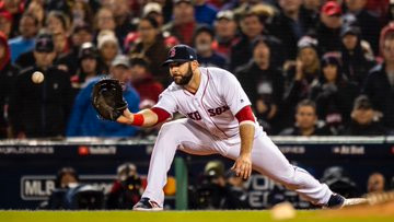 Mitch Moreland Back On The Red Sox