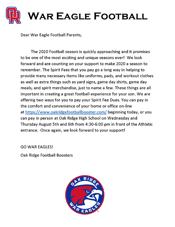 Booster Club Parent Letter.png