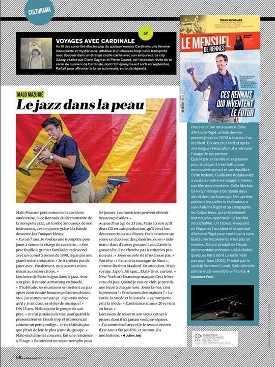 Le Mensuel Rennes