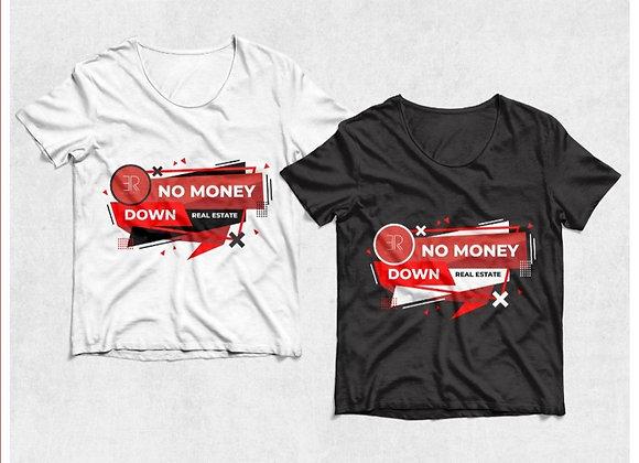 No Money Down T-shirt