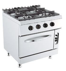Plinski štednjak sa plinskom pećnicom