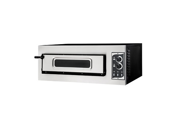 Pizza peć BASIC 1/50 sa staklom -2Termostata