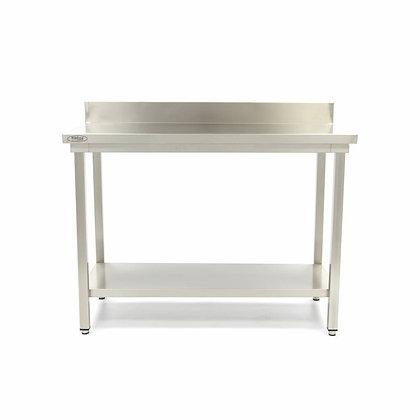"Radni stol sa zaštitom zida ""basic"" 600x600"