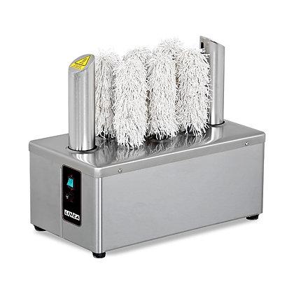 Stroj za poliranje i sušenje čaša , capacitet 600-720 kom/sat