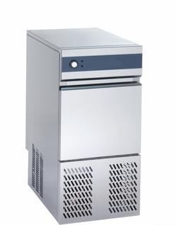 Ledomat 25 kg/24 g šuplj kocka
