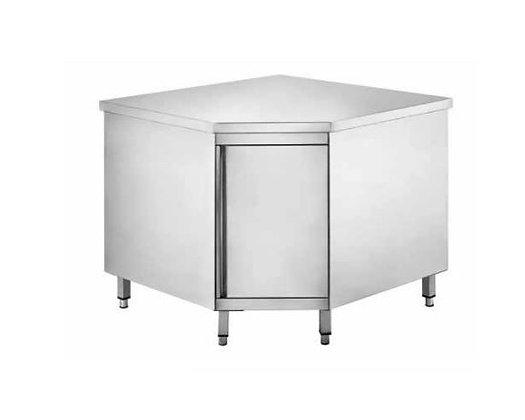 Radni stol kutni zatvoren 1000x1000