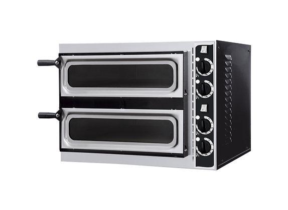 Pizza peć BASIC 2/40 sa staklom i unutarnjom rasvjetom/4T