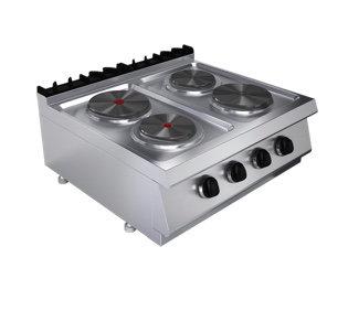 Električno kuhalo 4 ploče