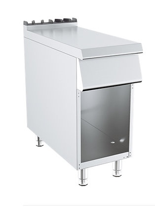 Blok stol 1/2 modula otvoreni