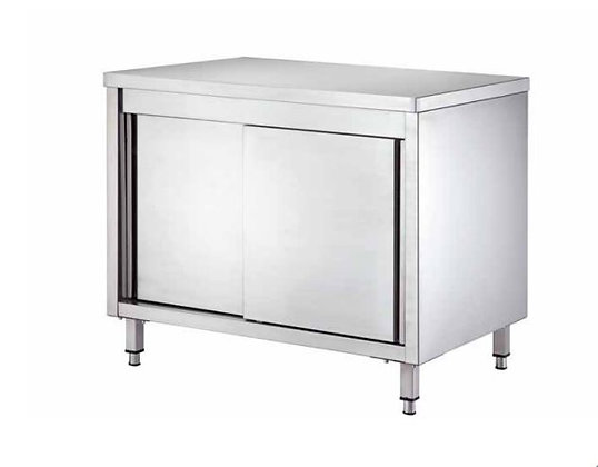 Radni stol s kliznim vratima 1000x700