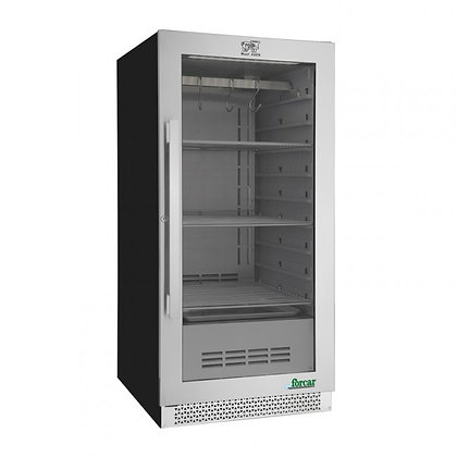 Hladnjak za dozrijevanje mesa , 233 lit, 3 kuke, police