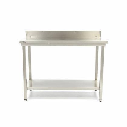 "Radni stol sa zaštitom zida ""basic"" 600x700"