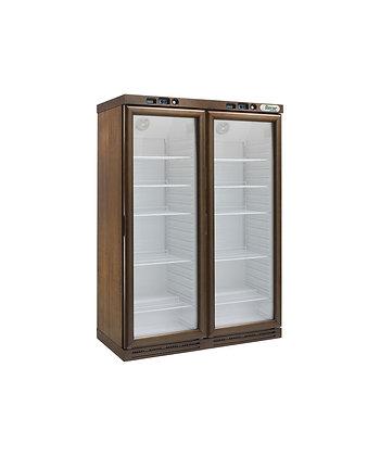 Kombinirana vitrina za vino 310 + 310 lit