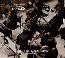 JS Bach Cantata BCJ Masaaki Suzuki King International バッハ カンタータ