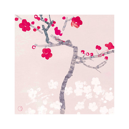 furoshiki _ plum