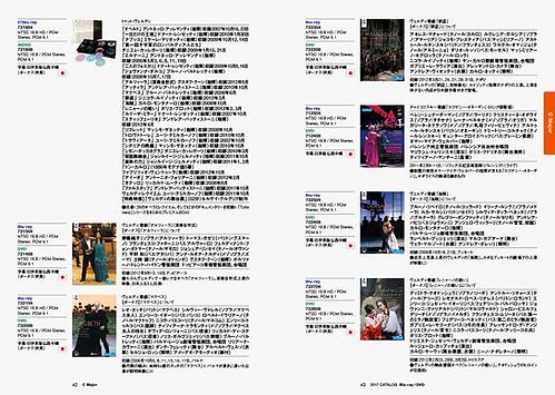 King International Catalog Blu-ray DVDキングインターナショナル 映像カタログ
