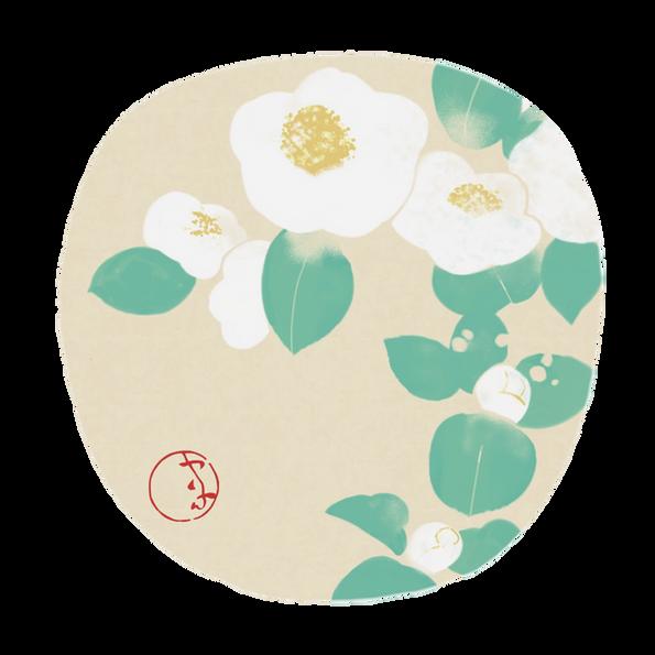 018 Camellia Fan