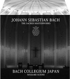 JS Bach sacred masterworks JSバッハ 宗教曲 BCJ
