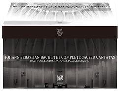 JS Bach cantata JSバッハ カンタータ BCJ