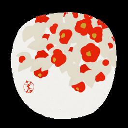 011 Camellia Fan