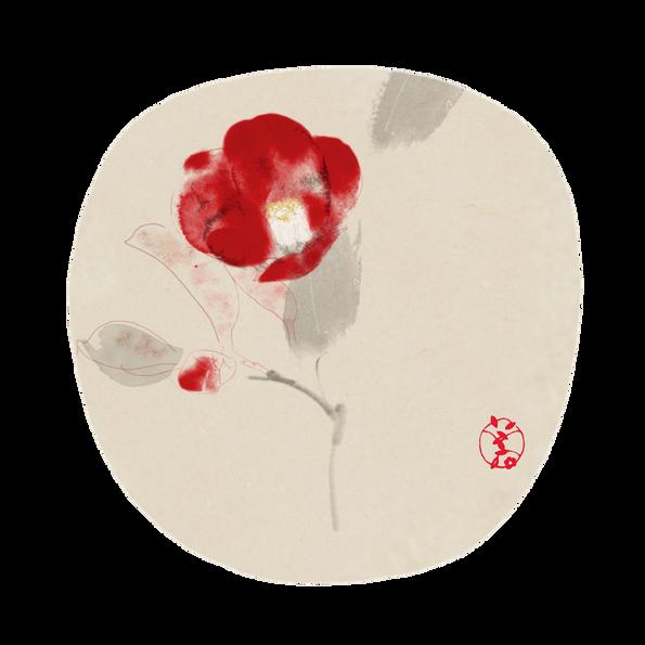 017 Camellia Fan
