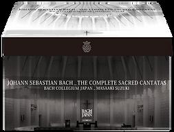 mitografico ミトグラフィコ J S Bach The Complete Cantatas