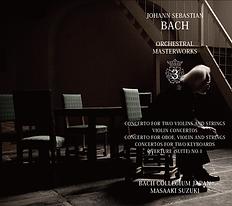 JS Bach Orchestral Masterworks BCJ Masaaki Suzuki King International バッハ 管弦楽 mitografico