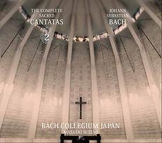 JS Bach Cantata BCJ Masaaki Suzuki King International バッハ カンタータ