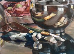 A Painter's Scene