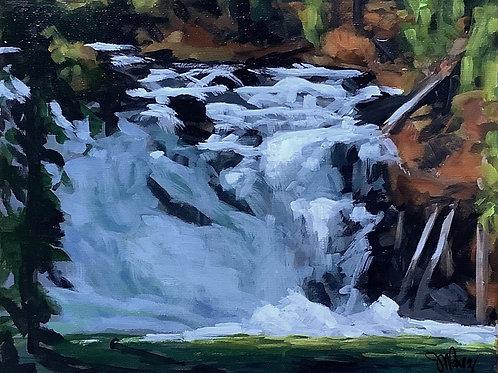 Western Waterfall