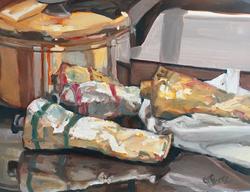 Paints in Place