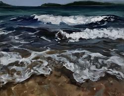 Waves of West Beach