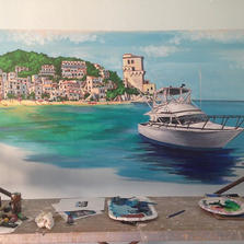 MURAL commission