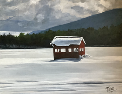 Ice Fishing Base