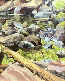 Creek of Reflections