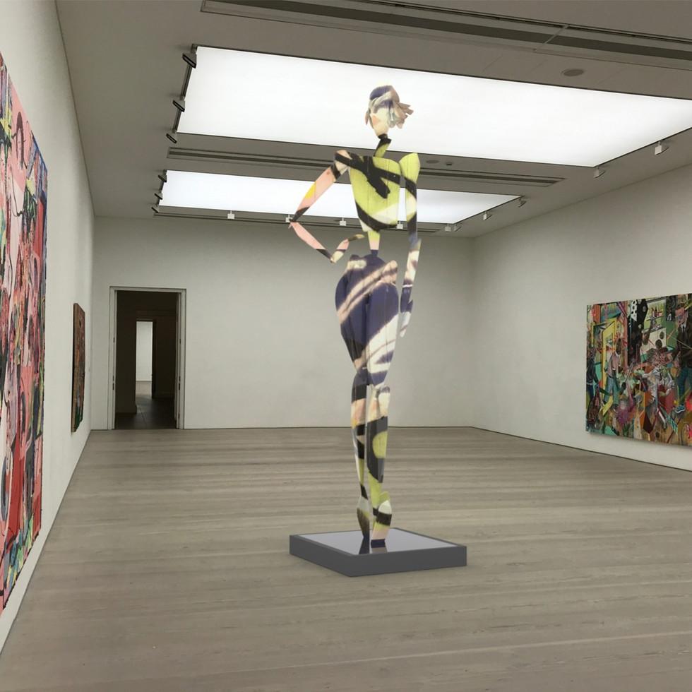 VR Sculpture - Saatchi&Saatchi