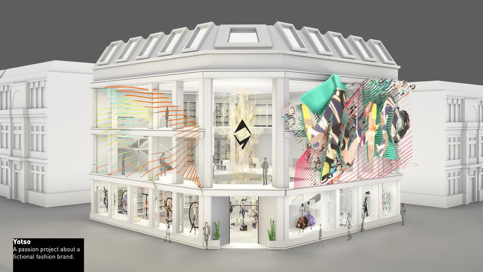 Fashion House Yotso