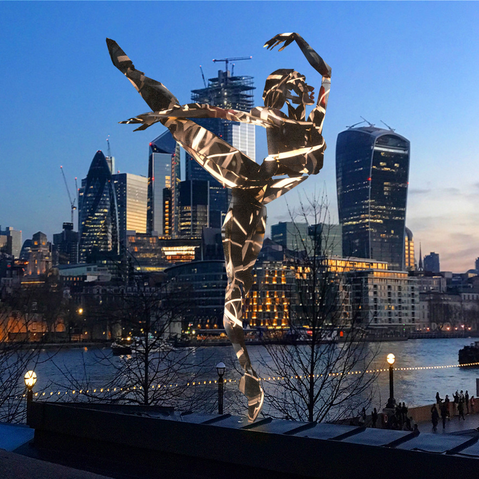 VR sculpture