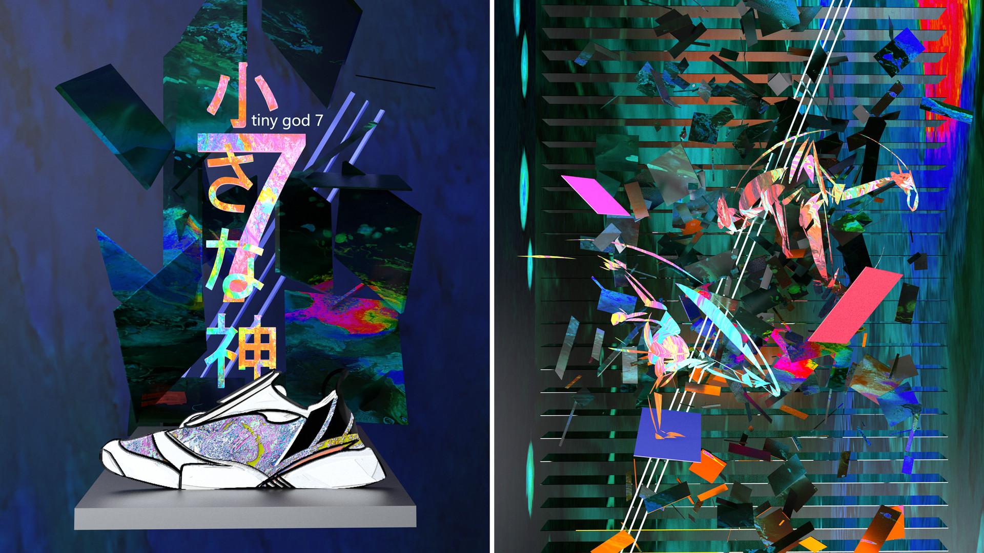 Antonio Yotsov - Studio XAG - 3D visuals