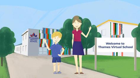 Thames British School