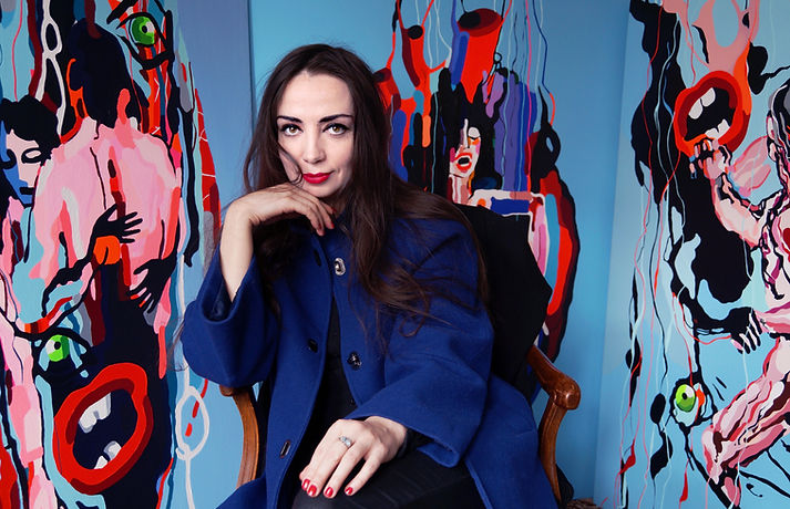 Nataliya Gurevich,Malerei.Portraitmalerei,Artist
