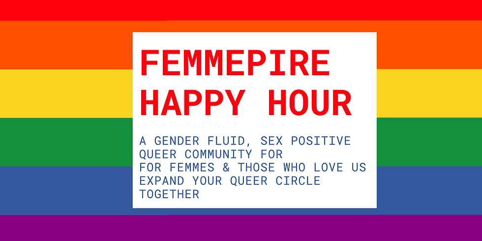 Fearless Femmes Happy Hour