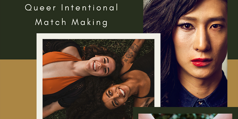 Date Night: Queer Intentional Match Making